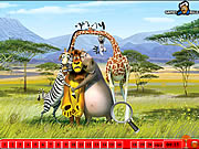 Click to Play Hidden Numbers - Madagascar