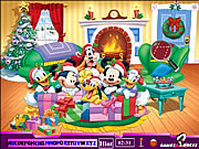 Click to Play Hidden Alphabets - Mickey Mouse