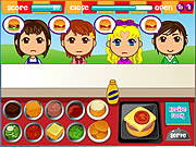 Click to Play Burgerlicious