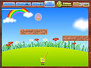 Click to Play Spongebob Squarepants - Food Bounce