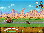 Click to Play Red Jet Rabbit