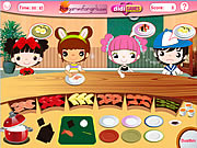 Click to Play Busy Sushi Bar