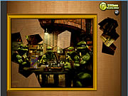 Click to Play Puzzle Madness - Ninja Mutant