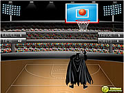 Click to Play Batman Vs Superman Basketball Tournament
