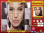 Click to Play Swappers Angelina Jolie