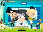 Click to Play Trouble In Hair Saloon