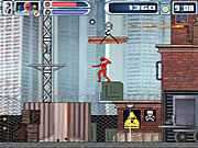 Click to Play Power Rangers - Red Hot Rescue