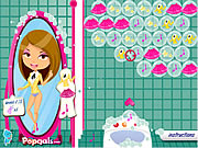 Click to Play Princess Bubble Fun