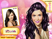 Click to Play Nina Dobrev Makeover