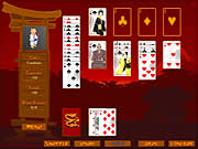 Click to Play Ronin Solitaire