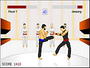 Click to Play Pencak Silat 1.2: Defender of the Motherland