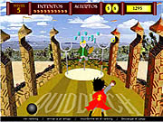 Click to Play Harry Potter Quidditch