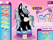 Click to Play Bratz Babyz Ponyz Styling