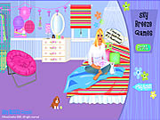 Click to Play Bedroom Makeover