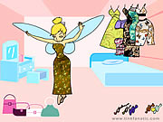 Click to Play Tinkerbell Dress up 8