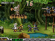 Click to Play Metal Slug Flash