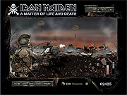 Click to Play Iron Maiden - A Matter of Life and Death