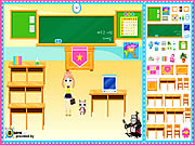 Click to Play Classroom Make Over
