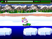 Click to Play Snowmobile Rally