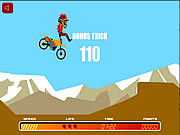 Click to Play X-treme Moto Idiot Cross
