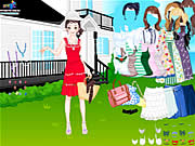 Click to Play Dress Up Livia