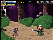 Click to Play 3 Foot Ninja II