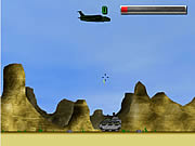 Click to Play Battle Tank Desert Mission