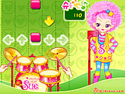 Click to Play Sue Drumming Game
