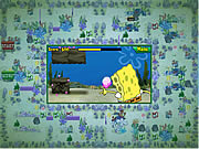 Click to Play Spongebob Squarepants atlantic Squarepants Bus Rush