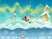 Click to Play Santa's Gift Jump