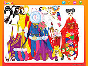 Click to Play World Culture Dressup