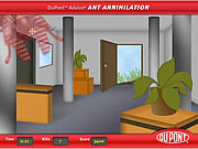 Click to Play Ant Annihilation
