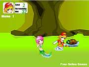 Click to Play Mermaid Rescue