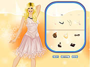 Click to Play Ashley Tisdale Dress Up