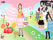 Click to Play Candy Land Dress Up