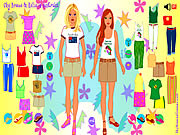 Click to Play Australian Dressup
