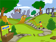Click to Play Nesquik Quest