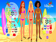 Click to Play Bikini Team