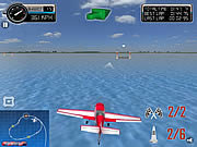 Click to Play 3D Stunt Pilot