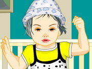 Click to Play Baby Boy Crib Stylin