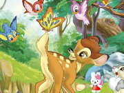 Click to Play Bambi - Hidden Objects