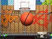 Click to Play Basketball Hoops