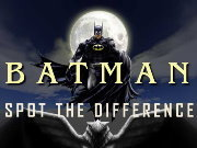 Click to Play Batman Spot the Difference