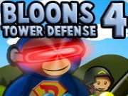Click to Play Bloons Tower Defense 4