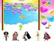 Click to Play Candy Game Land Shooting
