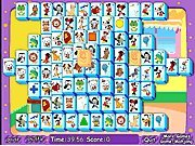 Click to Play Cartoon Mahjong