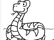 Click to Play Coloring Reptiles -1
