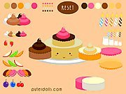 Click to Play Cuddly Cake Maker
