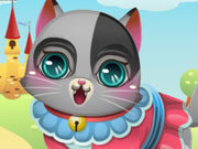 Click to Play Cute Kitten Creator
