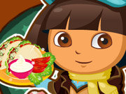 Click to Play Dora's Tacos